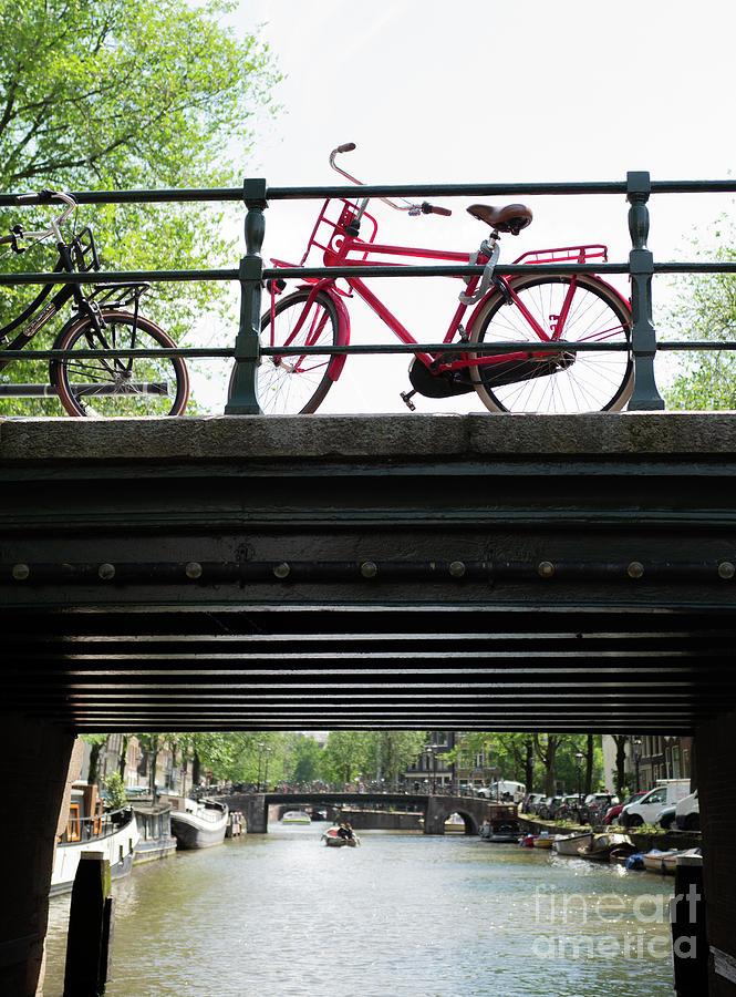 Red Bike by Jan Daniels