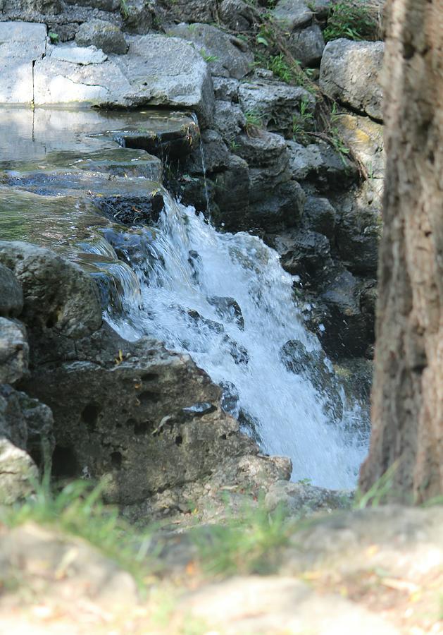 Refreshing Waters Photograph
