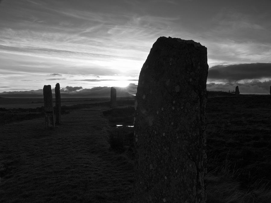Ring of Brodgar by Brian Case