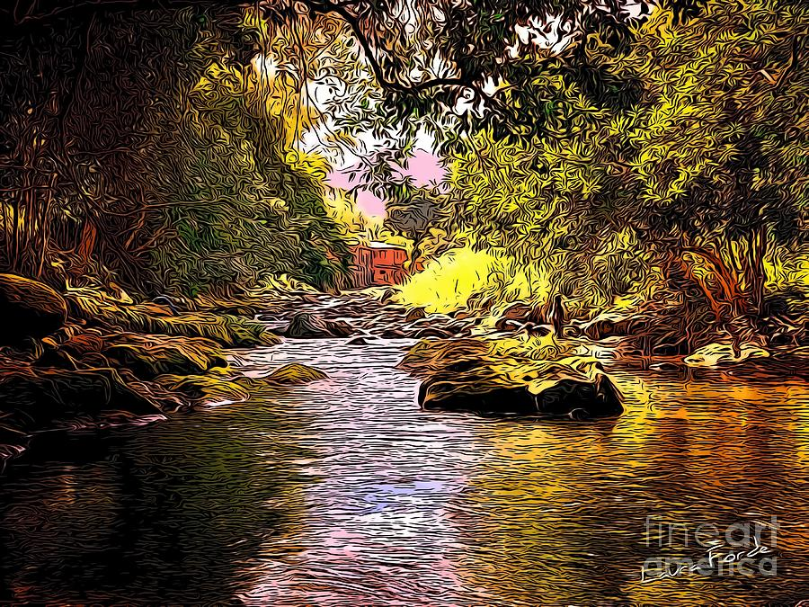River by Laura Forde