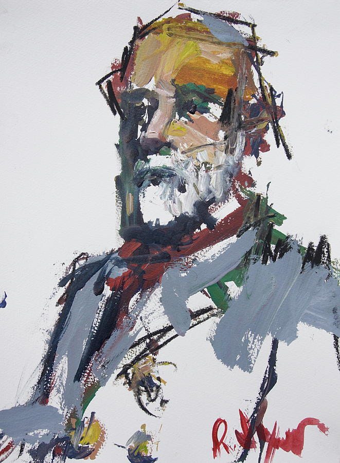Robert E Lee Painting - Robert E Lee by Robert Joyner