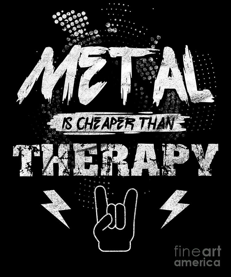 Metal therapy
