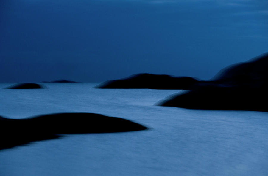 Rocks In The Archipelago Sweden Photograph by Staffan Andersson