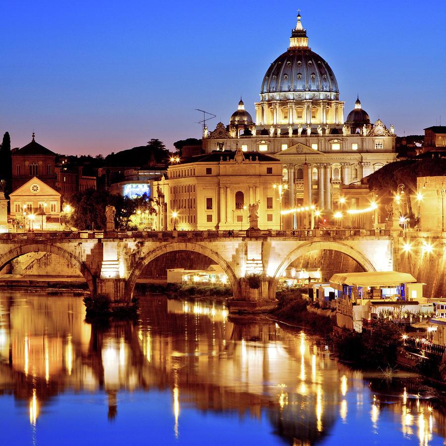 Rome, Italy Photograph by Nikada