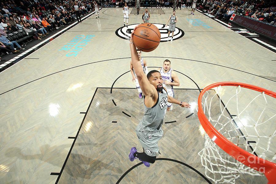Sacramento Kings V Brooklyn Nets Photograph by Nathaniel S. Butler
