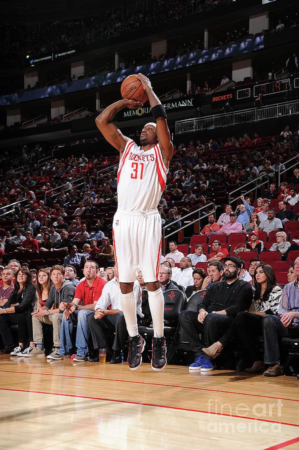 Sacramento Kings V Houston Rockets Photograph by Bill Baptist