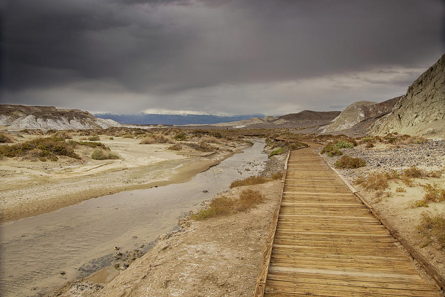 Salt creek trail by Kunal Mehra