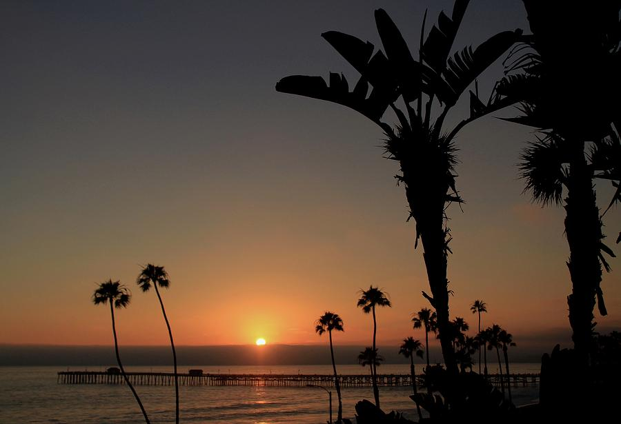 San Clemente Sunset by Brian Eberly