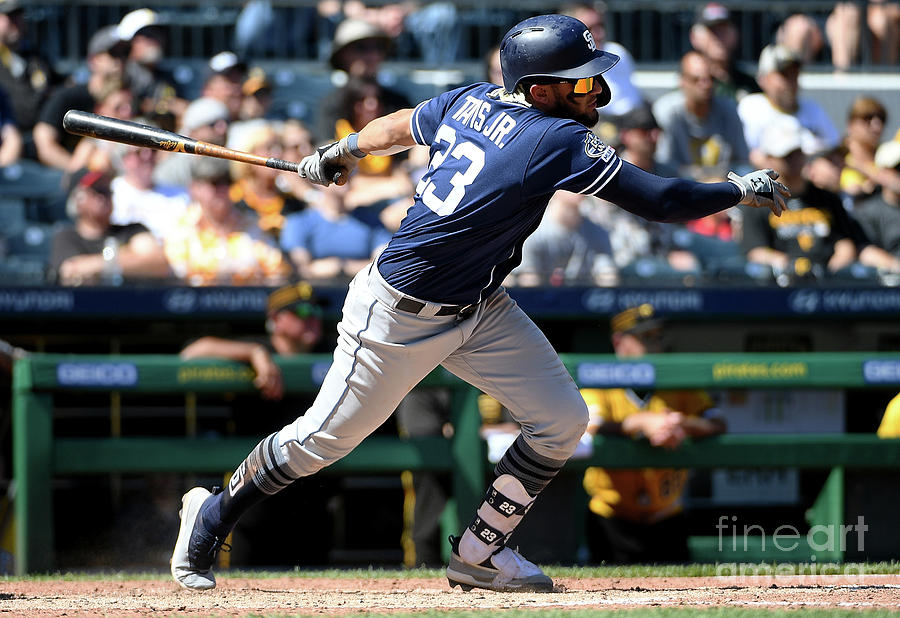 San Diego Padres V Pittsburgh Pirates 1 Photograph by Justin Berl