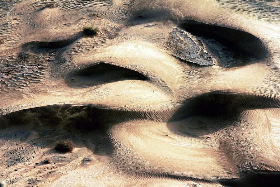 Sand Dunes by Carlene Smith
