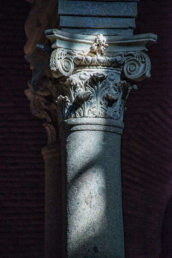 Empire Photograph - Santagnese Fuori Le Mura by Joseph Yarbrough