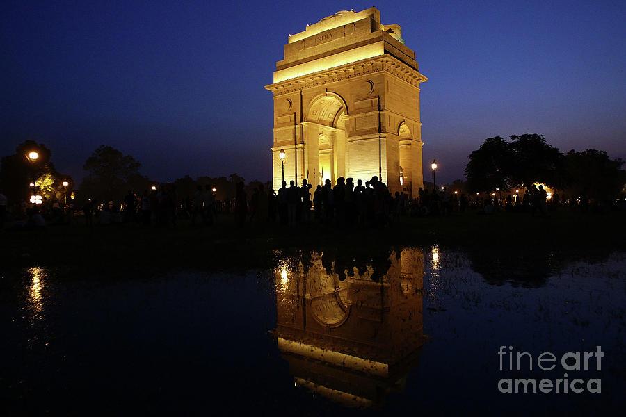 Scenes Of India Photograph by Matt King