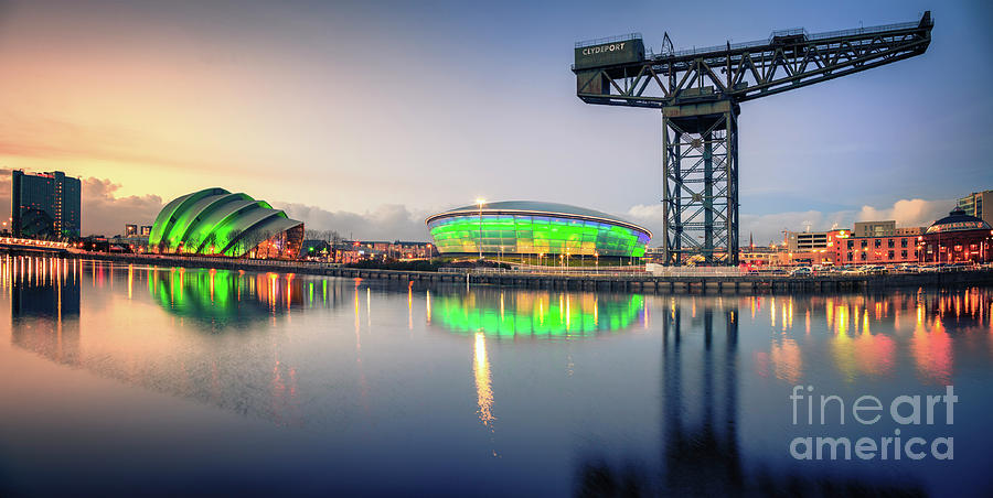 Secc, Glasgow Photograph by Theasis