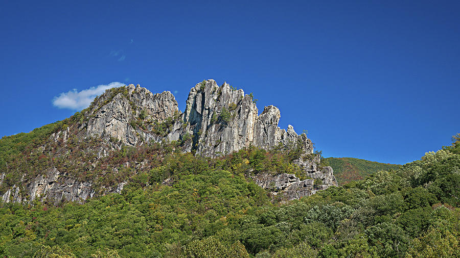 Seneca Rocks by Guy Whiteley