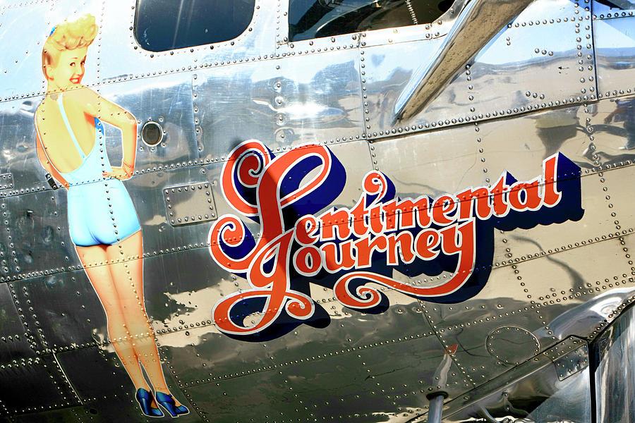 Sentimental Journey by Chris Smith