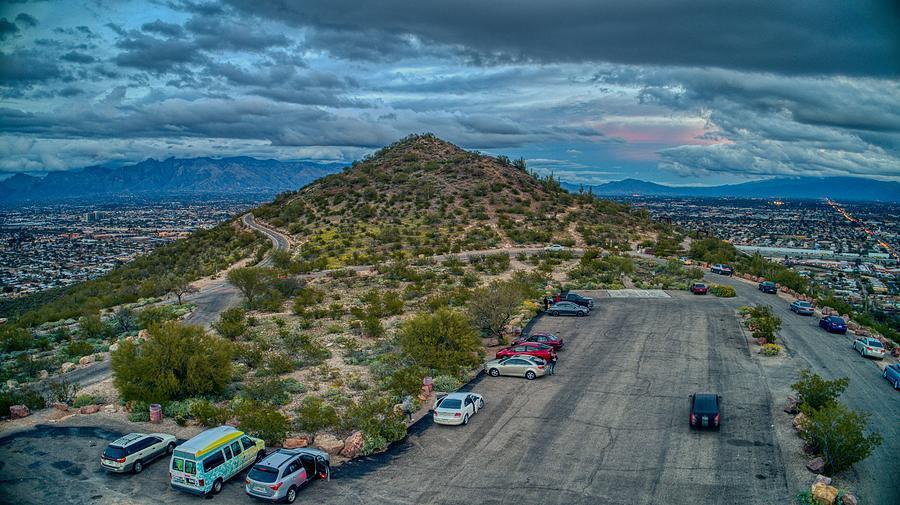 Sentinel Peak Park by Anthony Giammarino