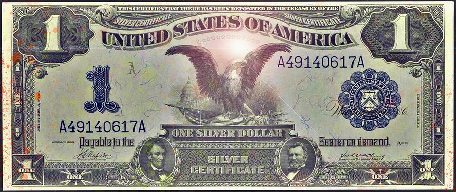 1 Silver Certificate