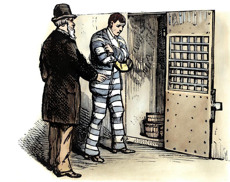 Sing Sing Prison, 1878 by Granger