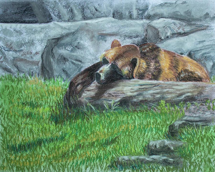 Sleeping Bear by Dorothy Riley