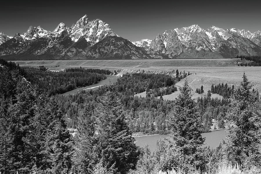 Snake River - Grand Tetons National Park by Rick Veldman