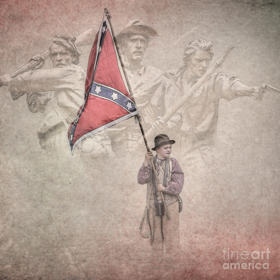 Southern Heritage Southern Pride by Randy Steele