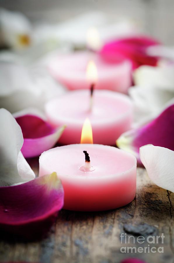 Spa Candles by Jelena Jovanovic