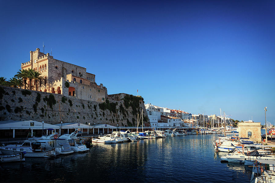 Spain, Menorca, Ciutadella, Old Town Photograph by Michele Falzone
