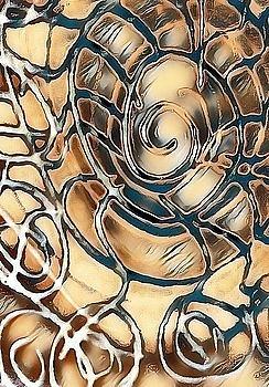 Spiraling by Brenae Cochran