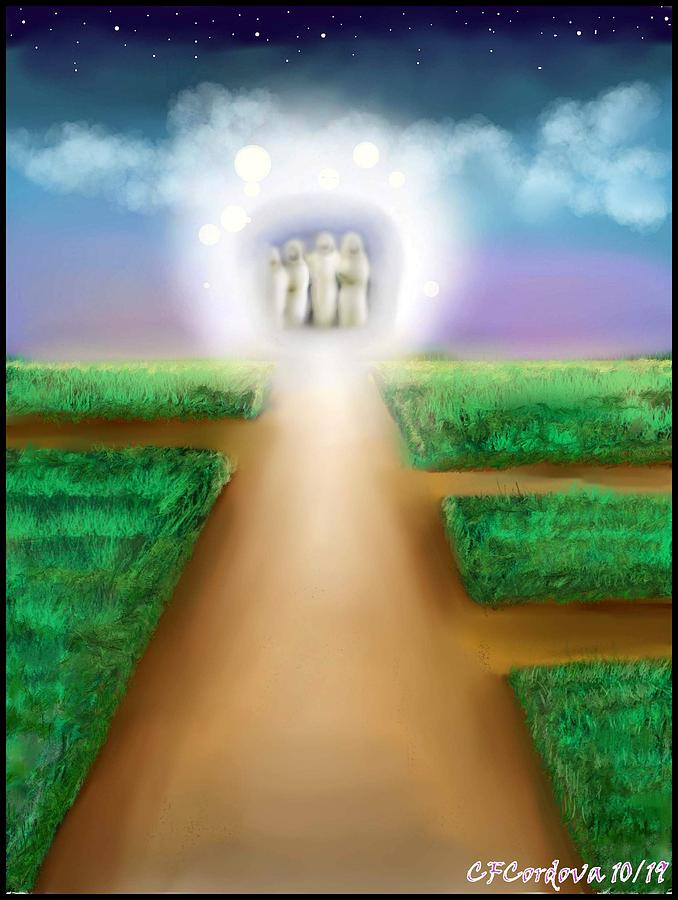 Spiritual Journey by Carmen Cordova