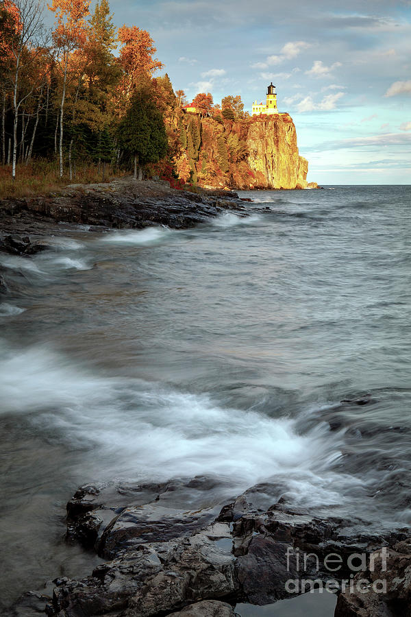 1556 Split Rock Lighthouse by Steve Sturgill