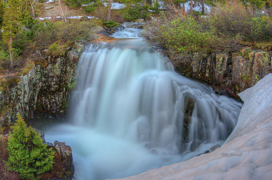 Spring Thaw Photograph by Idaho Scenic Images Linda Lantzy