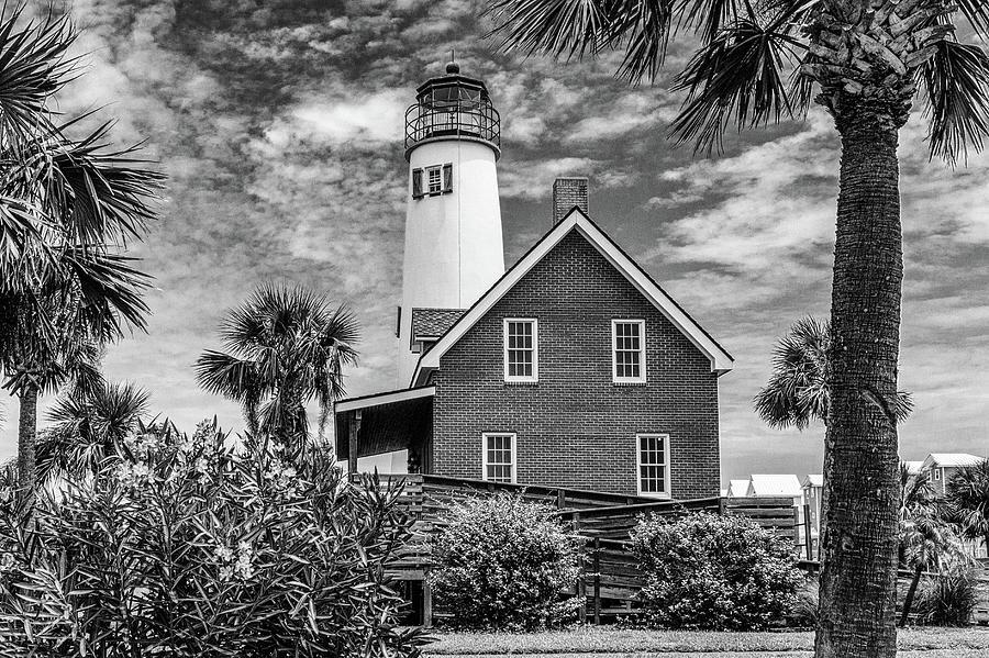 St. George Island Lighthouse by Randy Bayne