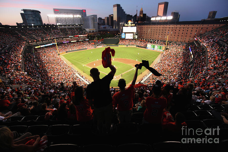 St. Louis Cardinals V Baltimore Orioles Photograph by Rob Carr