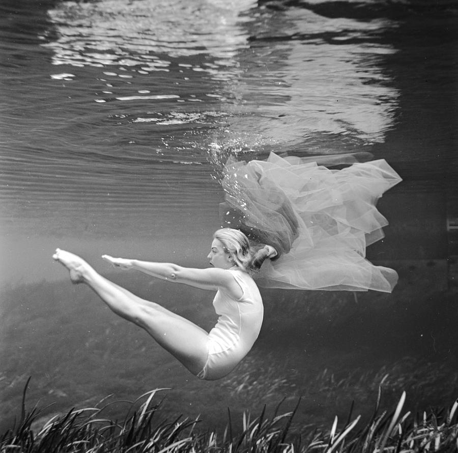 Stanleys Ballet Photograph by Bruce Mozert