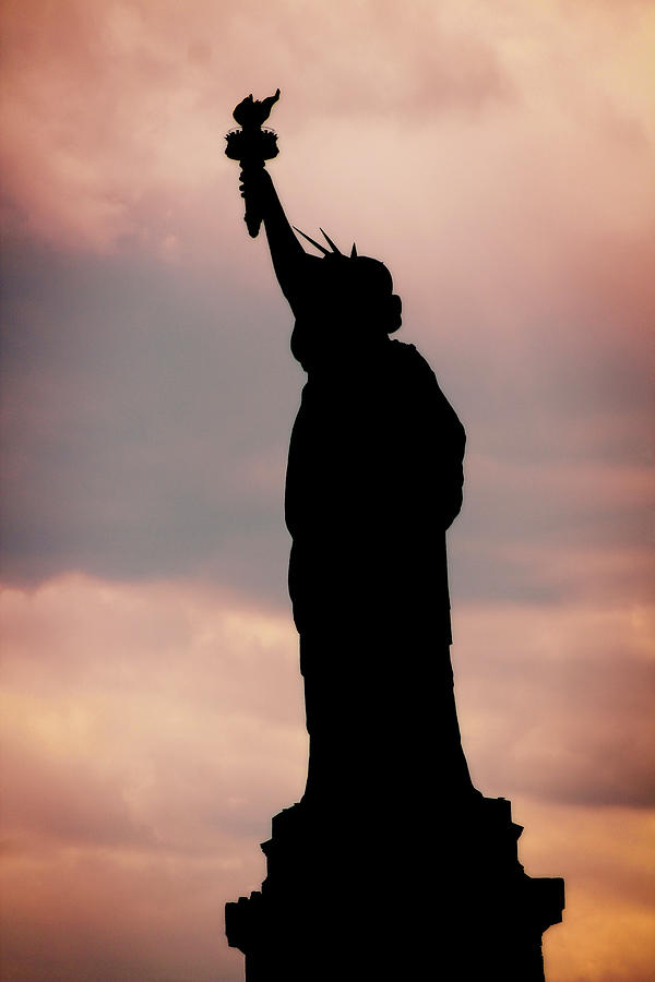 Statue of Liberty by Doc Braham