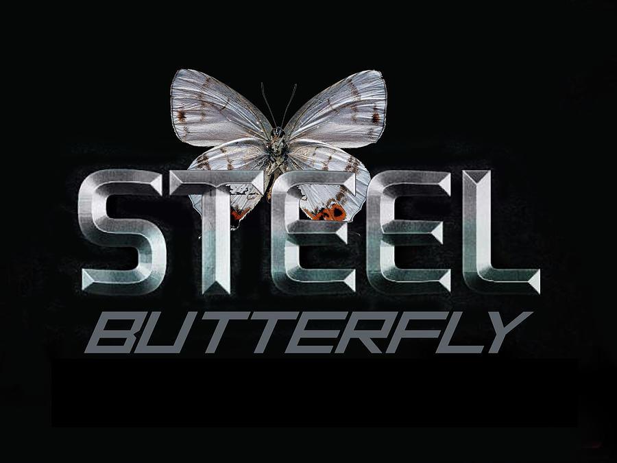 STEEL BUTTERFLY by Robert Michaels