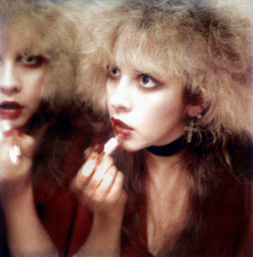 Stevie Nicks Photograph by Donaldson Collection