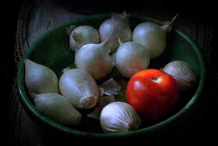 still life by Wayne Sherriff