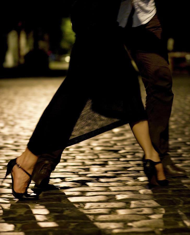 Street Tango Buenos Aires 1 Photograph by Picturegarden