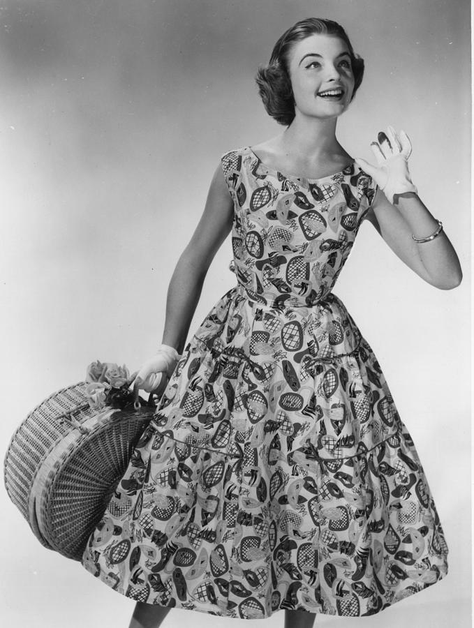 Summer Dress Photograph by Chaloner Woods