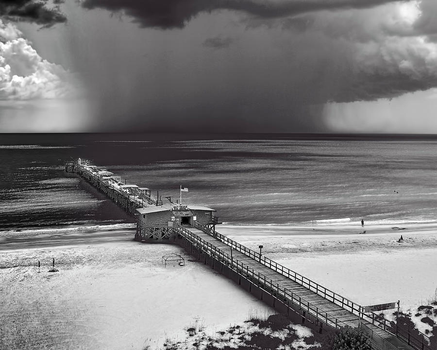 Summer Storm by Gordon Engebretson