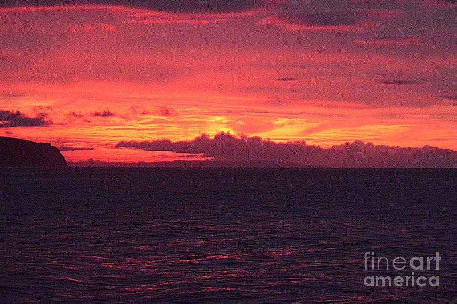 Sun Photograph - Sun Rise by Andy Thompson