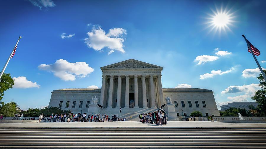 Supreme Court 25 by William Chizek