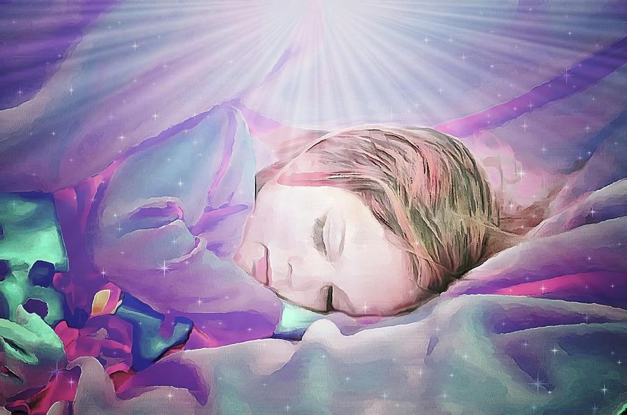 Pleasant Dreams by Trish Tritz