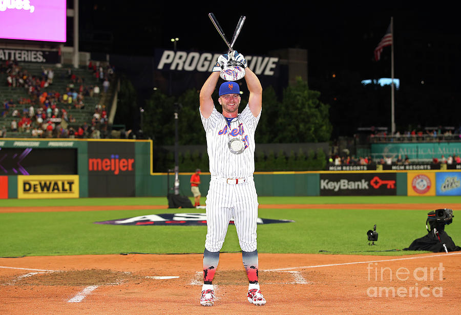 T-mobile Home Run Derby Photograph by Gregory Shamus