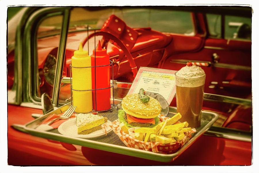 TAKE OUT by Jerry Golab