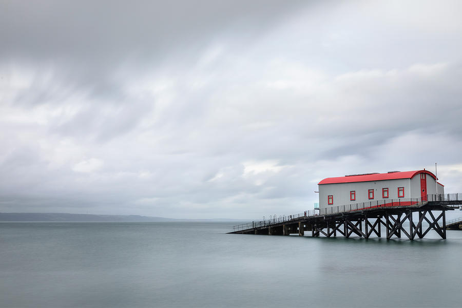 Tenby Photograph - Tenby - Wales by Joana Kruse