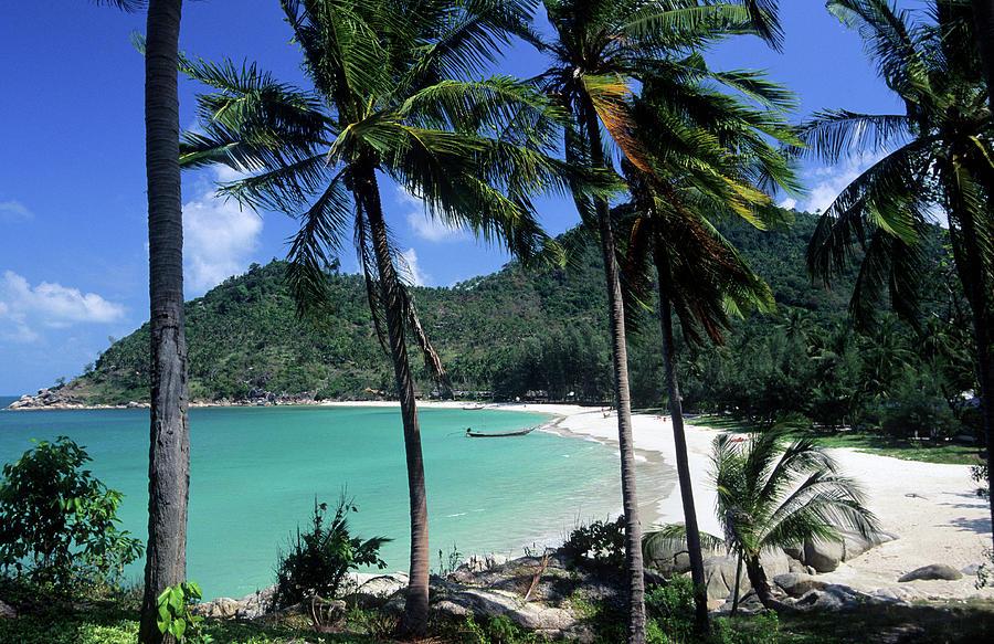Thailand, Koh Phangan, Bottle Beach Photograph by Tropicalpixsingapore