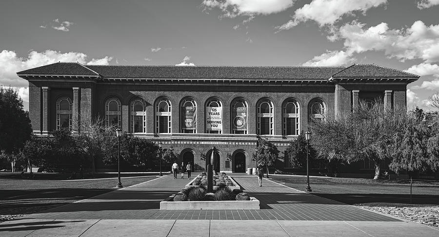 a196bfab7d Arizona State University Photograph - The Arizona State Museum by Library  Of Congress