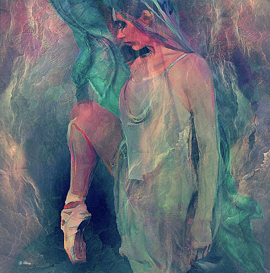 THE BEAUTY OF DANCE by G Berry